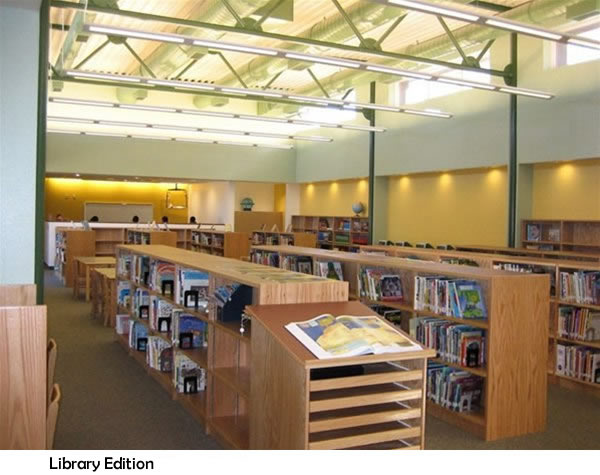 Library Addition